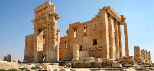 Rovine del Tempio del dio Bel a Nippur