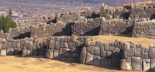 Megaliti delle Ande