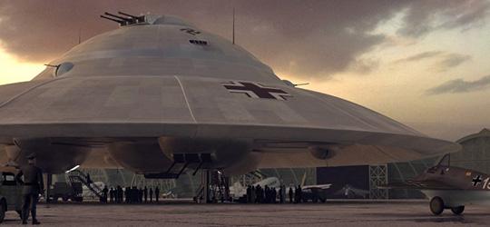 UFO Nazista