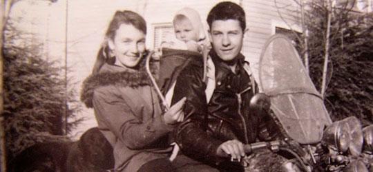 Walter ed Eva Pahnke
