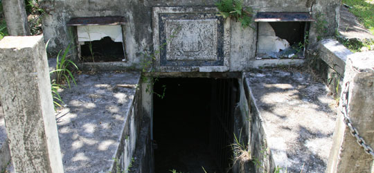 Cripta delle Barbados