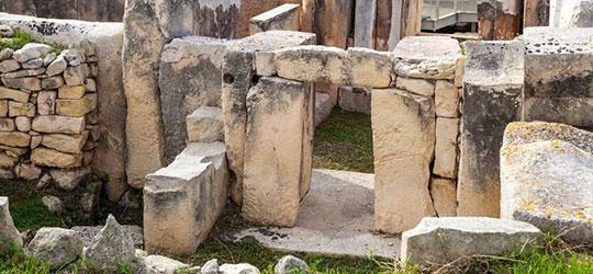 Scavi Tarxien Malta