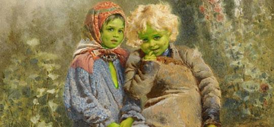 Bambini Verdi di Woolpit