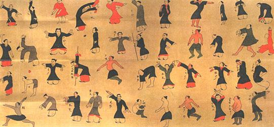 Qi Gong Esercizi