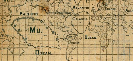 Continenti di Mu e Lemuria