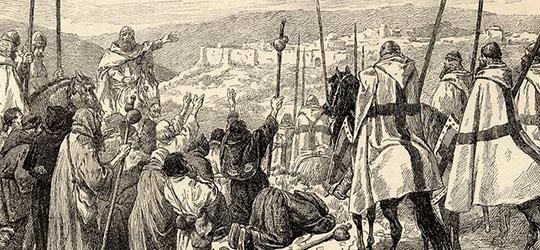 Fondazione Ordine dei Templari Gerusalemme