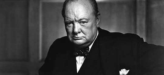 Sir Winston Churchill - Primo Ministro