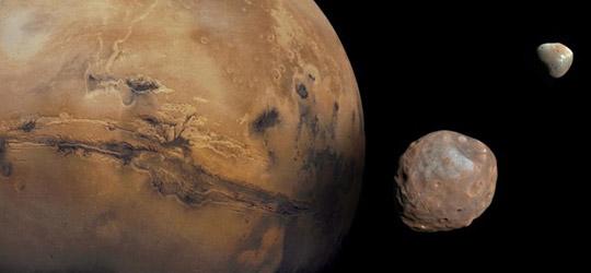 Lune di Marte