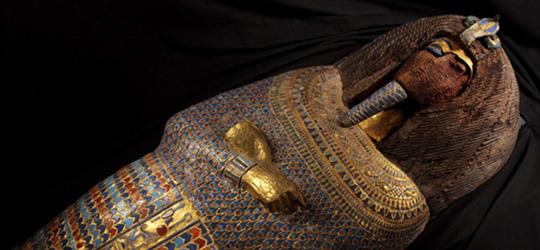 Tomba KV55 - Akhenaton
