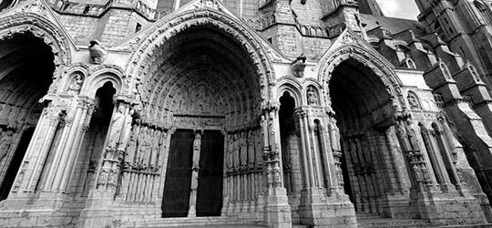 Cattedrali Gotiche - Chartres
